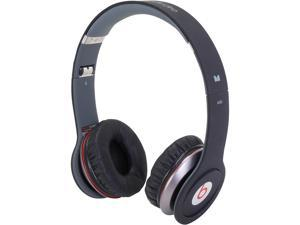 Beats by Dr. Dre Solo HD On-Ear Headphones, Flat Black