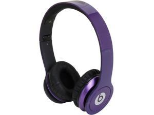 Beats by Dr. Dre Solo HD On-Ear Headphones, Purple