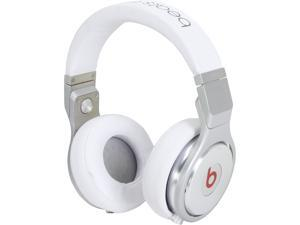 Beats by Dr. Dre Pro On-Ear Headphones, White