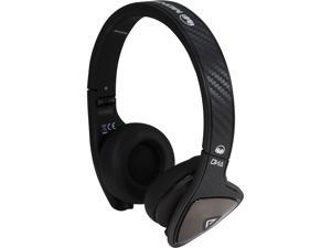 Monster DNA On-Ear Headphones-Blk/Carbon Fiber