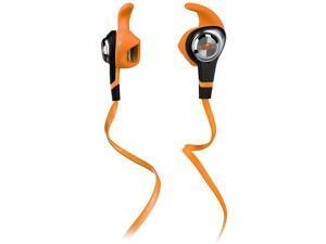 Monster Orange 128572 iSport Strive In-Ear Headphones – Small Box