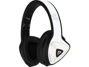 Monster DNA Pro 2.0 Over-Ear Headphones-White Tuxedo