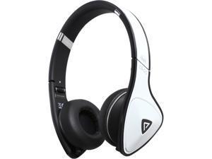 Monster DNA On-Ear Headphones for iOS - White Tuxedo