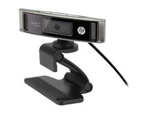 HP H2W19AA#ABC HD 4310 USB 2.0 WebCam