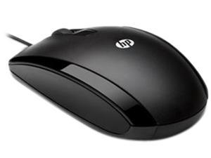 HP X500 E5C12AA#ABA Black Wired Optical Mouse