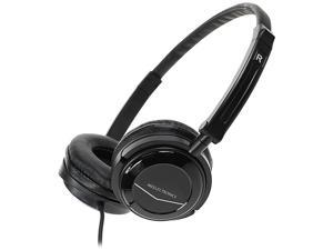 MEElectronics HT-21 Portable On-Ear Headphones (2nd Generation)