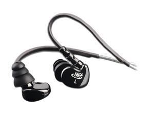 MEElectronics MEE-M6-BK Earbud M6 Sports In-Ear Headphones (Black)