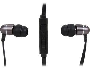 Mee audio Gunmetal M9PG2-GM 3.5mm Connector Canal Headphone/Headset