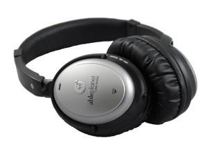 AblePlanet Black NC500TF Circumaural Noise Cancelling Headphone