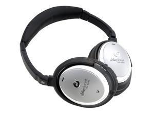 AblePlanet Silver NC500SC Circumaural Noise Cancelling Headphone