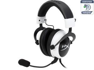 HyperX Cloud Stereo Gaming Headset for PC/PS4/Mac/Mobile - White