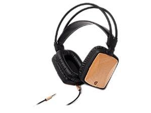 Griffin Beech WoodTones Over-The-Ear Headphones   Headphones made with real wood