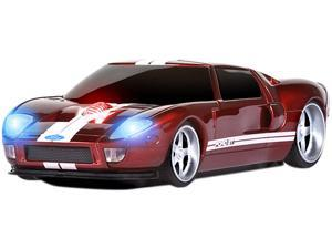 Road Mice Ford GT HP-11FDG4RXW Red / White RF Wireless Optical Mouse