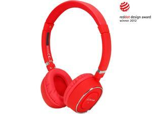 LUXA2 Red LHA0049 BT-X3 Bluetooth Headset/Headset/For Bluetooth/Plastic