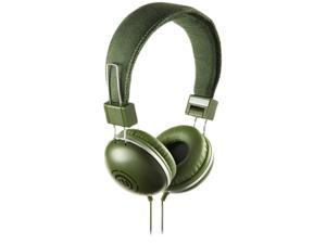 Wicked Army Green WI8501 EVAC Headphone Army Green