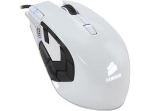 Corsair Vengeance M95 USB Wired Laser Gaming Mouse - White