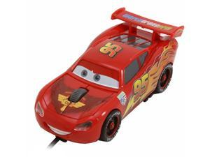 SAKAR Disney Cars 2 81206 Red 1 x Wheel USB Wired Optical Mouse