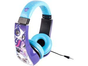 Sakar HP2-04081 Littlest Pet Shop KIDS FRIENDLY HEADPHONE