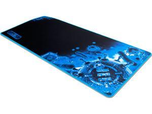 "ENHANCE GX-MP2 XL Extended Gaming Mouse Pad Mat (31.50"" x 13.75"") with Low-Friction Tracking Surface and Non-Slip Backing"