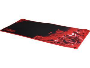 ENHANCE GX-MP2 XL Extended Gaming Mouse Pad Mat with Low-Friction Tracking Surface and Non-Slip Backing - Red