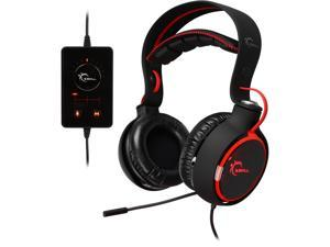 G.SKILL RIPJAWS SR910 Real 7.1 Surround Sound USB Gaming Headset