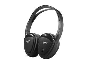 POWER ACOUSTIK HP-11S Supra-aural Swivel Ear Pad Single Channel Infrared Wireless Headphone