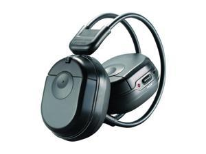 POWER ACOUSTIK HP-10S Circumaural Foldable Single Channel IR Wireless Headphone