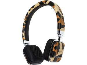 Harman Kardon Soho Wireless COACH Limited Edition Bluetooth Wireless On-Ear Headphones - Leopard