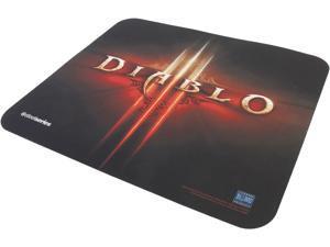SteelSeries 67229 QcK Diablo III Gaming Mouse Pad