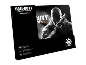 SteelSeries 67263 QcK Call Of Duty Black Ops II Soldier Edition Mouse Pad