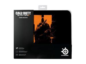SteelSeries 67264 QcK Call Of Duty Black Ops II Orange Soldier Edition Mouse Pad
