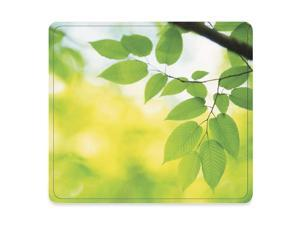 Fellowes 5903801 Recycled Mouse Pad - Leaves