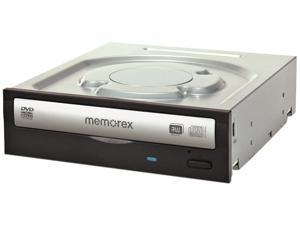 Memorex DVD Burner Black / Silver SATA Model MRX-550L