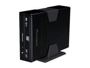 Pioneer USB 2.0 External DVD/CD Writer Model DVR-X162Q6PK