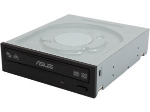 ASUS 24X DVD Burner - Bulk Black SATA Model DRW-24B1ST
