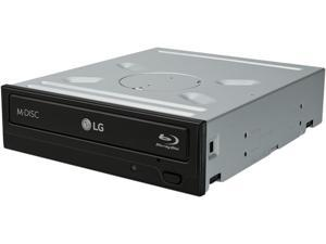 LG Electronics 14x SATA Blu-ray Internal Rewriter without Software, Black Model WH14NS40 - OEM