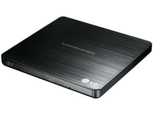 LG USB 2.0 Ultra Slim External DVDRW Model GP60NB50