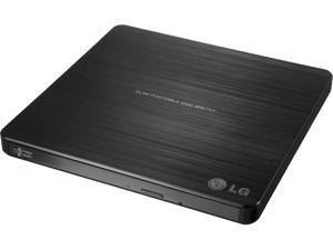 LG Super-Multi Portable 8x External DVD Rewriter With M-Disc Support model SP60NB50