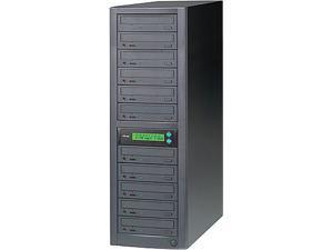 Teac 10 Target Standalone SATA CD/DVD Duplicator Recorder Tower Drive Copier DVW/D110A/KIT/HD