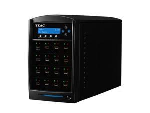 TEAC 1 to 15 USB Drive Duplicator Model USBDUPLICATOR/15