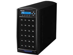 TEAC 1 to 23 USB Drive Duplicator Model USBDUPLICATOR/23