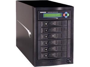 Kanguru 1 to 5 KanguruClone Tower Hard Drive Duplicator Model KCLONE-5HD-TWR