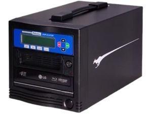 Kanguru Blu-ray Duplicator with Internal Hard Drive Model BR-DUPE-S1