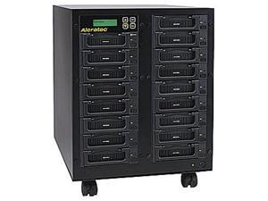 Aleratec 1 to 16 1:16 HDD Copy Cruiser IDE/SATA High-Speed Duplicator Model 350132