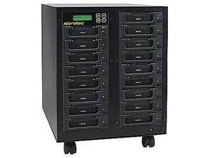 Aleratec 1 to 16 1:16 HDD Copy Cruiser IDE/SATA High-Speed Duplicator Model 350132