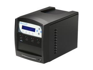 VINPOWER USBShark Black 3 Target USB Duplicator w/ 4 FREE 4GB Flash Drives