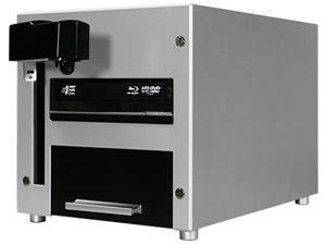 VINPOWER 1 to 1 THE CUBE Automated Blu-ray DVD CD Duplicator - 1 Drive & 25 Disc Capacity Model CUB25-S1T-BD