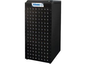 VINPOWER Black 127 128MB for every 8 ports Buffer Memory CD/DVD/Flash Duplicators Model USBDupeBox-127T