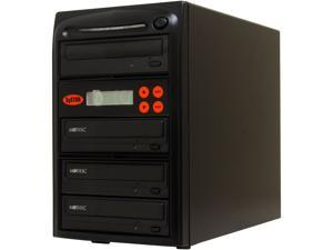 Systor 3 Burner M-Disc Support 24X CD/DVD Duplicator