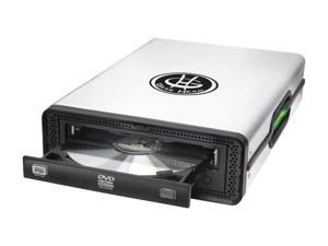 GEAR HEAD USB 2.0 24x DVD External Burner Model 24XDVDEXT